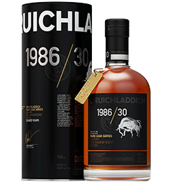 1986 Bruichladdich Old&Rare 30 years