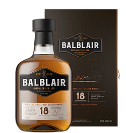 Balblair 18 Years Old Whisky