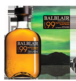 Balblair 1999 2nd Release