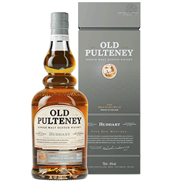 Old Pulteney Huddart Whisky