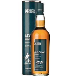 anCnoc 24 Years Old Whisky