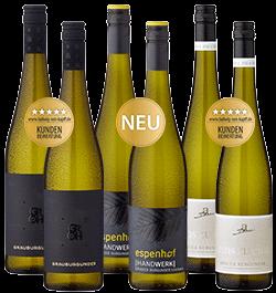 6er Probierpaket »Best of Grauburgunder«