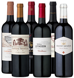 "6er-Probierpaket ""BEST BUY BORDEAUX"""