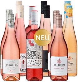 """12er Probierpaket """"Rosé zum Verlieben"""""""