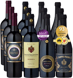 12er Vorratspaket »Italienische Geschmackswunder«