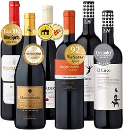 6er Probierpaket »Spanien-Spezial«