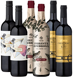 6er Probierpaket »Weingenuss im Einklang mit der Natur«