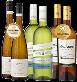 6er Probierpaket »100% Chardonnay«