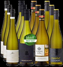 12er Probierpaket »Kundenliebling Burgunder«