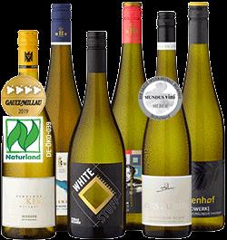 Weißweinvielfalt Deutschland