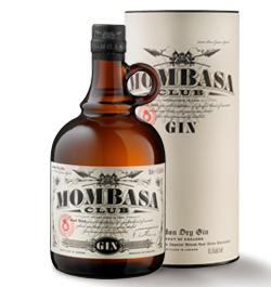 Mombasa Club Premium Gin