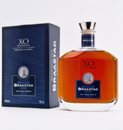 Braastad Cognac XO Superior