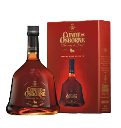 Conde de Osborne Cristal Brandy