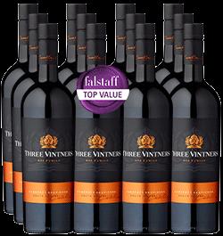Three Vintners One Family Cabernet Sauvignon im 12er Vorratspaket
