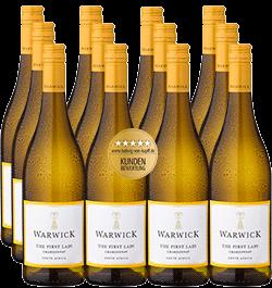2018 Warwick Estate The First Lady Chardonnay im 12er Vorratspaket
