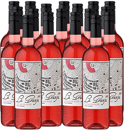 2019 La Granja 360° Garnacha Rosé im 18er Vorratspaket