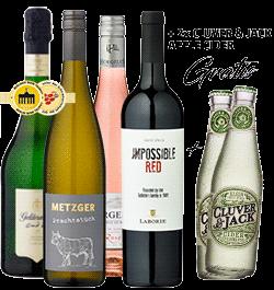 Probierpaket »Terrassenweine für den Sommer«
