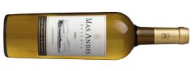 2017 Mas Andes Reserva Chardonnay