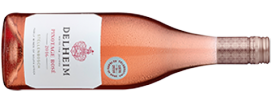 2018 Delheim Pinotage Rosé in der Magnumflasche