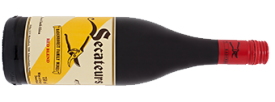 AA Badenhorst Secateurs Red Blend