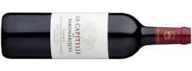La Capitelle.de Baron'arques Second Vin Rouge