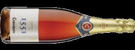 Codorniu 1551 Brut Rosé