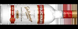 Stolichnaya Vodka in der Doppelmagnum