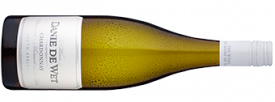 2019 Danie de Wet Chardonnay Matured on the Lees
