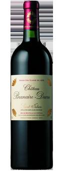 Château Branaire-Ducru 4ème Cru Classé Saint-Julien A.C. in der 6er Holzkiste 2010