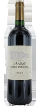 Köstlichalkoholisches - 2015 Château Branas Grand Poujeaux Moulis en Médoc A.C. - Onlineshop Ludwig von Kapff