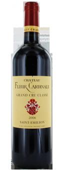 Köstlichalkoholisches - 2015 Château Fleur Cardinale Grand Cru Classé Saint Émilion A.O.C. - Onlineshop Ludwig von Kapff