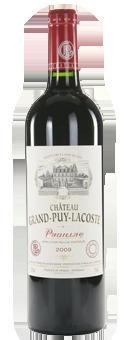 Château Grand Puy Lacoste 5. Grand Cru Classé P...