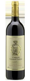 Köstlichalkoholisches - 2015 Château Gruaud Larose 2. Grand Cru Classé Saint Julien A.C. in der attraktiven 6er Holzkiste - Onlineshop Ludwig von Kapff