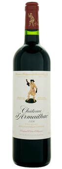 Château d´Armailhac 5ème Cru Classe Pauillac AO...