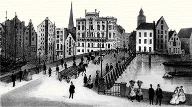 Wein aus Bremen - Über 300 Jahre Wein-Geschichte