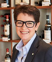 Christine Stratmann-Egbers aus dem Ludwig von Kapff Weinlager Zeven