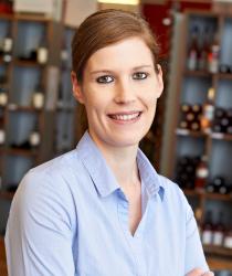 Marina Werner aus dem Ludwig von Kapff Vertriebsinnendienst