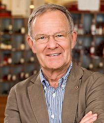 Erwin Bockhorn-von der Bank aus dem Ludwig von Kapff Weinlager Bremerhaven