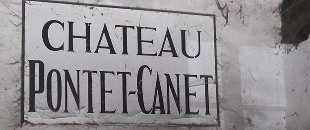 CHÂTEAU PONTET CANET IST JEDES JAHR EIN BESUCH WERT.