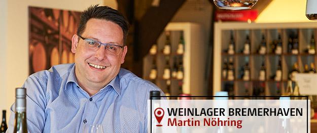 Weinlager Bremerhaven