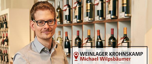 Weinlager Krohnskamp