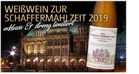 Weißer Schafferwein 2019