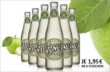Cluver & Jack Cider