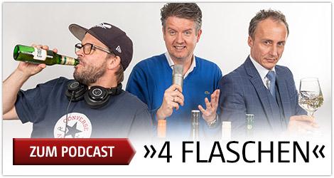 Podcast »4 Flaschen«