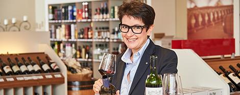 Christine Stratmann-Egbers - Weinlager Zeven
