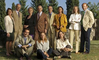 Die Familie Frescobaldi ist seit 700 Jahren eine feste Größe im toskanischen Weinbau