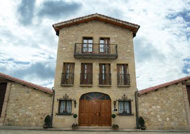 Das Weingut San Pedro