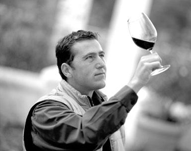 Mike Ratcliffe, Chef des renommierten Stellenbosch Estates Warwick und einer der Anführer des Weinbauprojektes Vilafonté